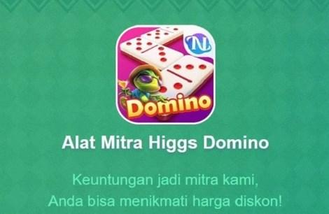 Alat Mitra Higgs Domino